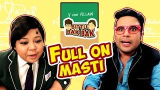Bittu Bak Bak | Fun Unlimited | Krushna and Bharti