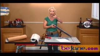Be Jane - How To Use  Power Cutter Tool