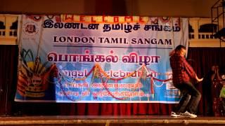 LTS Pongal 2013 - Kalasala - Osthi - Tamil Kuthu dance by Sethu & Lekha