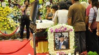 Farewell Kanang Anak Langkau