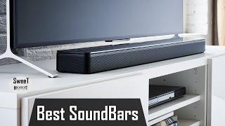 Top 7 Best SoundBars 2018 - Affordable TV Sound Bar Reviews