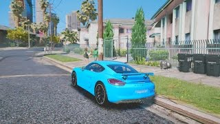 GTA 5 REAL LIFE GRAPHICS! | INSANE GTA 5 REDUX MOD GAMEPLAY [GTA 5 PC GAMEPLAY]