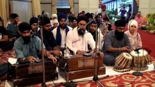 Jis Nu Baksh Laey | Day 1 | Veer Sukhveer Singh | Har Har Naam Semagam | GS Pulapol | 2014 | HD