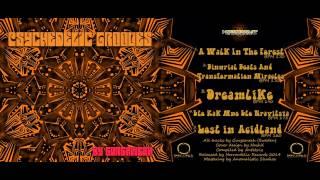 01. Gurgamesh:  A Walk In The Forest 170BPM Horrordelic 2014 DarkPsy Psychedelic