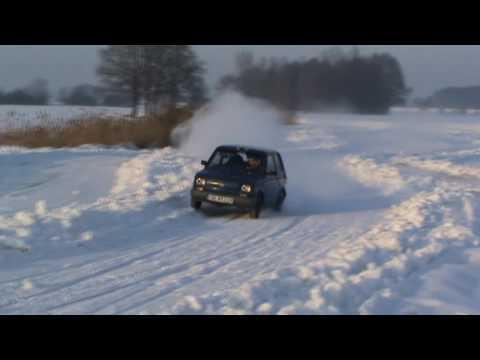 Maluch trening zima 2010