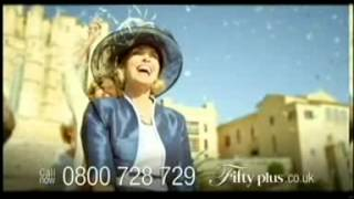 Fifty Plus Spring Summer 2013 TV Advert