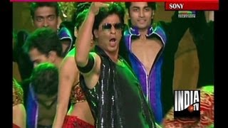 Shahrukh's rocking performance at TOIFA Awards 2013