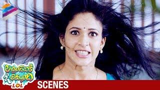 Lacchimdeviki O Lekkundi Movie Scenes | Lavanya Tripathi Threatens Jaya Prakash Reddy | #LOL