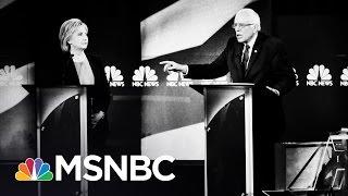 The Debate Over Democratic Debates | Andrea Mitchell | MSNBC