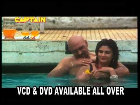 Kanika In Swimming Pool With Amrish Puri - Dhaal