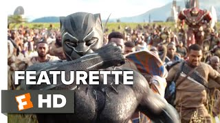 Avengers: Infinity War Featurette - Wakanda Revisited (2018) | Movieclips Coming Soon