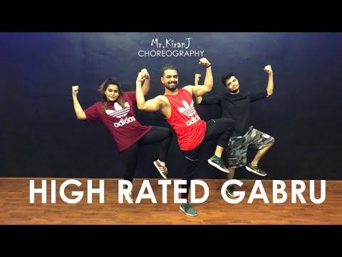 High Rated Gabru   Nawabzaade   Kiran J   Dancepeople Studios