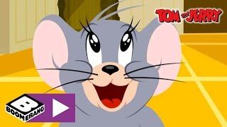 Tom & Jerry | Extreme Bath Time | Boomerang UK