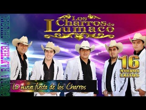 Los Charros de Lumaco La Nueva Fiesta de los Charros 2013 CD Completo cumbia ranchera