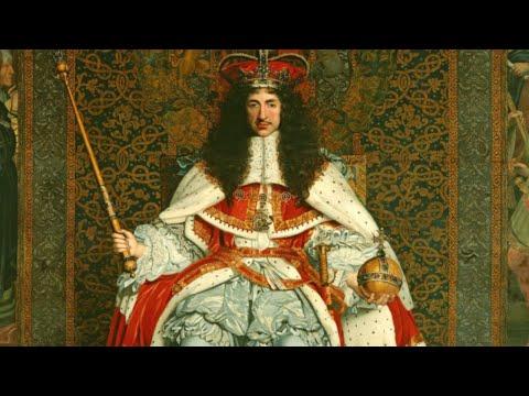 Charles II - Edgar Cayce's Reincarnational History of Britain