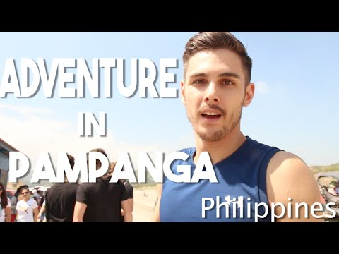 Why Its More Fun in the Philippines Foreigners Travel Around Pampanga vlog 88
