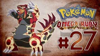 Pokémon Rubí Omega Ep.27 - LA CHICA FANTASMA DE KALOS O.O