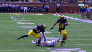 2017 Michigan Football Highlights v Air Force
