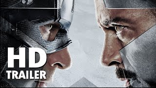 CAPITAN AMERICA CIVIL WAR - TRAILER - ESPAÑOL LATINO - HD
