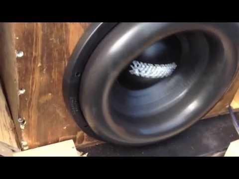1 Sundown Audio X 12 on Rockford Fosgate 1500