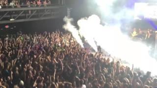 Last Night Ever feat. LNY TNZ by Yellow Claw @ Club Cinema on 12/12/15
