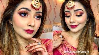 Makeup look for WEDDING GUESTS | Bangladesh | India