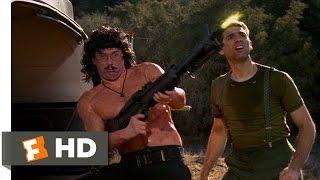 UHF (12/12) Movie CLIP - Rambo Parody (1989) HD