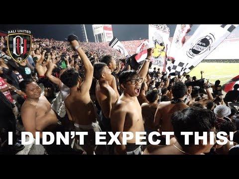 BALI HAS A PROFESSIONAL SOCCER TEAM Bali United FC