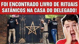 Polícia Divulga Mais Informações Sobre Caso do Ritual Satânico do RS (#774 - N. A.)