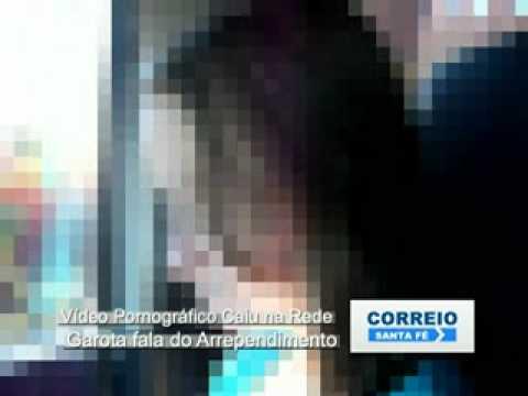 Video Pornográfico caiu na Rede 02