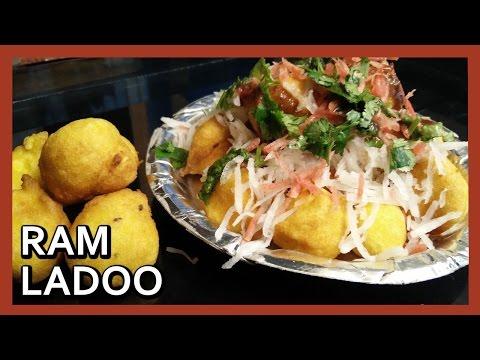 Ram Ladoo Recipe  | Moong Dal Pakoda Recipe | Ram Laddu Recipe by Healthy Kadai