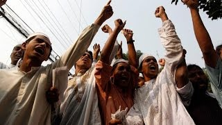 Bangladeshi Teachers Jailed For 'Hurting Religious Sentiments' Of Muslim Students