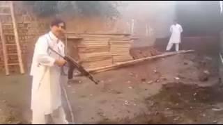 Pakistani Pathan Dangerous Talent MUST WATCH