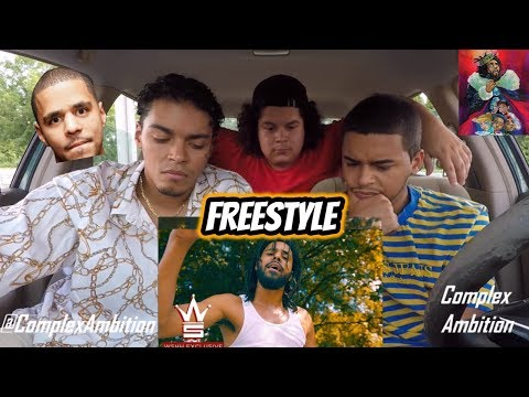 Xxx Mp4 J Cole Album Of The Year Freestyle REACTION REVIEW 3gp Sex