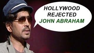 Irrfan Khan spills the beans on John's Hollywood plans
