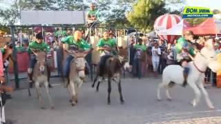Vídeo - 14ª Corrida de Jerico de Umari - Bom Jardim-PE