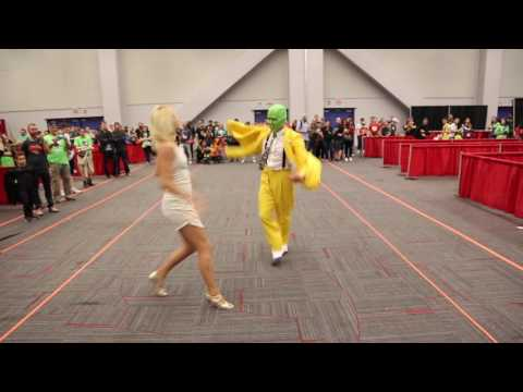 Xxx Mp4 The Mask Cosplayers Dancing At Montreal Comiccon 2016 3gp Sex