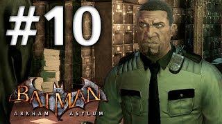 Batman Arkham Asylum - Part 10 - Arkham Library - Road To Batman Arkham Knight