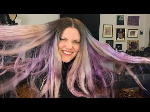 Re Dyeing the Hairs Corinne VS Beauty