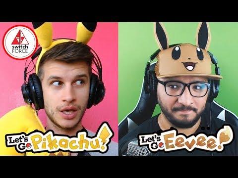 Xxx Mp4 Pokemon Let S Go Pikachu VS Eevee The Version YOU Should Get 3gp Sex