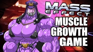 Mass Effect Female Muscle Growth Game Review