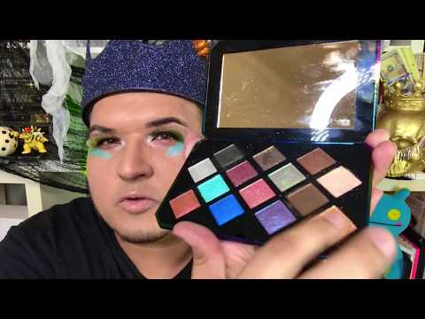 Xxx Mp4 FENTY BEAUTY BY RIHANNA GALAXY EYESHADOW PALETTE REVIEW 3gp Sex