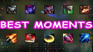 League of Legends Best Moments | Thug Life compilation | All Global Ultimate / Stealth Champions