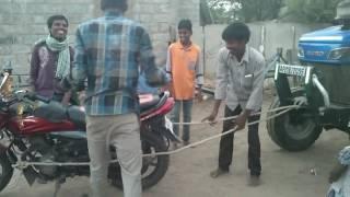 Parlapalli bonthala  platina bike and tractor