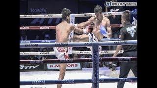 Muay Thai - Muangthai vs Superlek  (เมืองไทย vs ซุปเปอร์เล็ก), Lumpini Stadium, Bangkok, 8.12.17