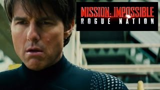 Mission Impossible 5 Trailer [Parody UN Official] Rogue Nation - Tom Cruise 2015