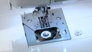 SINGER Futura XL-400 Computerized Sewing and Embroidery Machine
