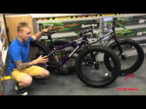 Coyote Fatman Bike - (Product Demo)