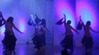 Layla: BellyDreams by Estudio de Danzas y Arte Danzart
