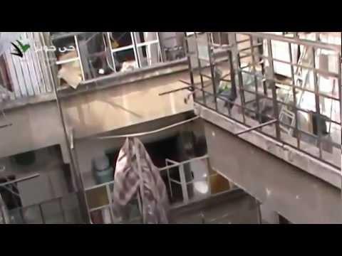 SNN   Syria   Damascus   District Beyond Repair   Feb 16, 2013